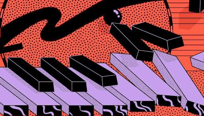 Psykedeelinen jazz musiikki näyttää tältä
